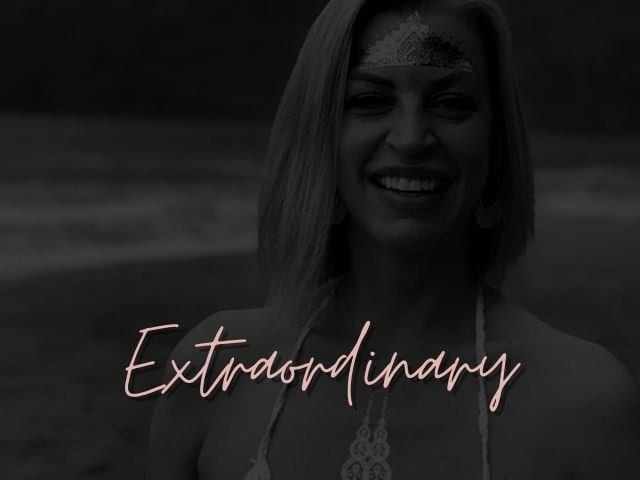29. Extraordinary