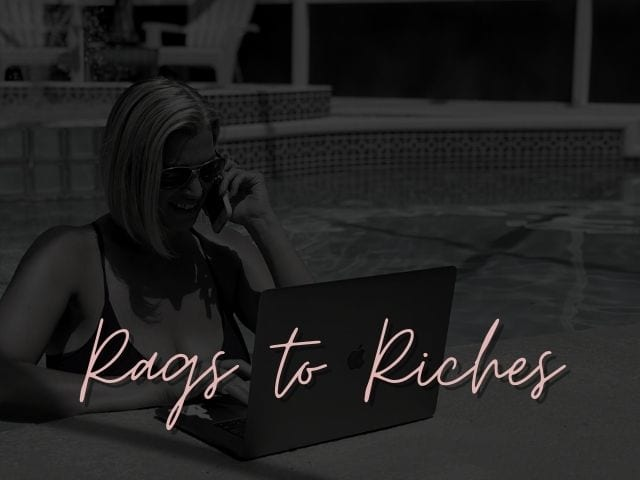 01. Rags to Riches