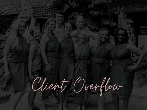 Client Overflow