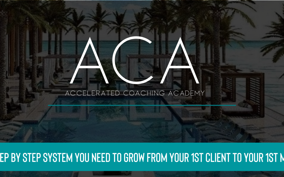 Accelerated Coaching Academy